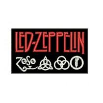 Patch Led Zeppelin Logo