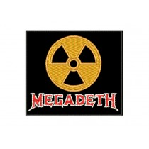 Patch Megadeth Nuclear