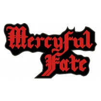 Patch Grande Mercyful Fate Logo