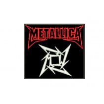 Patch Metallica Magnetic