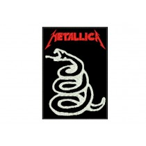 Patch Metallica Black