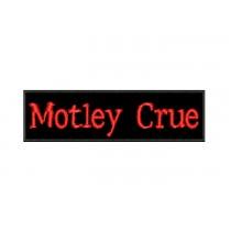Patch Motley Crue