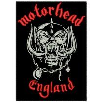 Patch Grande Motorhead - England