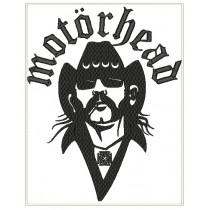 Patch Grande Motorhead - Lemmy