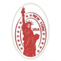 Patch Viagem New York