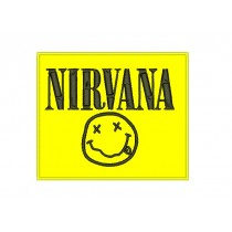 Patch Nirvana Yellow