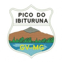 Patch Viagem Pico Ibituruna