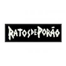Patch Ratos de Porão