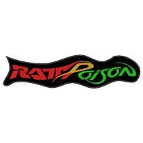 Patch Grande Ratt Poison