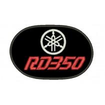 Patch Moto Yamaha Rd 350