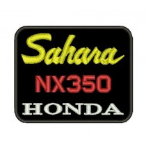 Patch Moto Honda Sahara NX 350