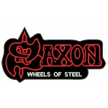 Patch Grande Saxon Wheels of Steel