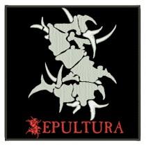 Patch Grande Sepultura Logo