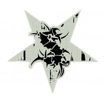 Patch Grande Sepultura Pentagrama