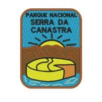 Patch Viagem Serra da Canastra - Minas Gerais