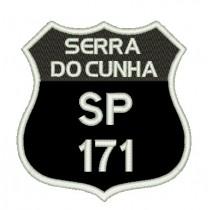 Patch Viagem Serra do Cunha - SP 171