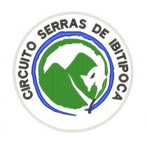 Patch Viagem Circuito Serra de Ibitipoca