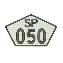 Patch Viagem SP 050