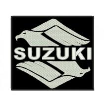 Patch Moto Suzuki Logo Classico