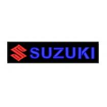 Patch Moto Suzuki Logo