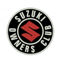 Patch Moto Suzuki Owners Group