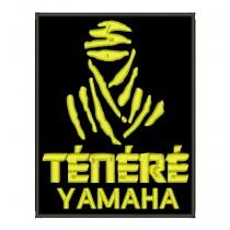 Patch Moto Yamaha Tenere Dakar