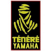 Patch Moto Yamaha Tenere Dakar Grande