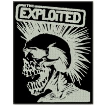 Patch Grande The Exploited
