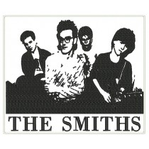 Patch Grande The Smiths - Band