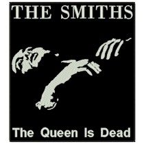Patch Grande The Smiths - The Queen is Dead