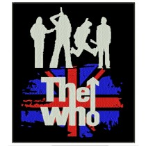 Patch Grande The Who
