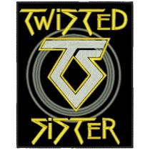 Patch Grande Twisted Sister