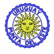 Patch Viagem Punta Del Este - Uruguay