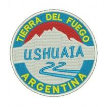 Patch Viagem Ushuaia - Tierra Del Fuego Beagle
