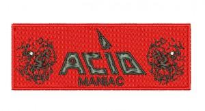 Patch Acid Vermelho