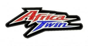 Patch Moto Honda Africa Twin