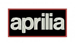 Patch Moto Aprilia