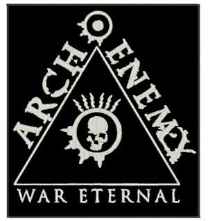 Patch Grande Arch Enemy War Eternal