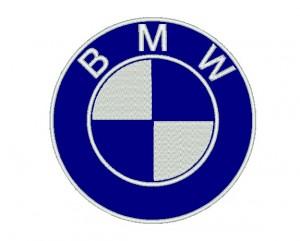 Patch Moto BMW Logo