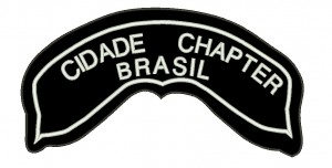 Patch Tarja Moto Chapter Grande