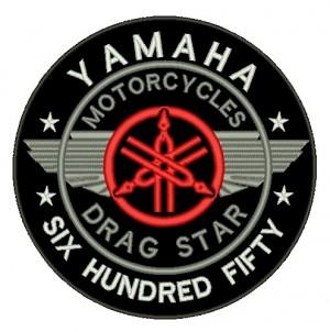Patch Moto Yamaha Dragstar Grande