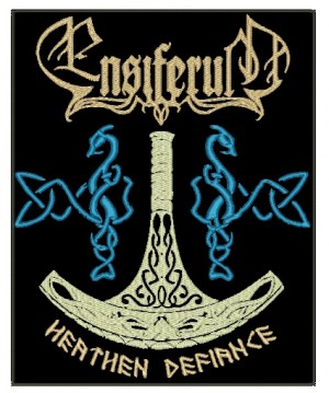 Patch Grande Ensiferum