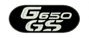 Patch Moto BMW GS 650