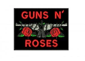 Patch Guns N Roses Classic