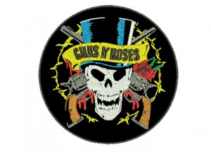 Patch Guns N' Roses - Hair Of The Dog