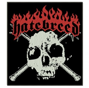 Patch Grande Hatebreed