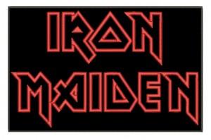 Patch Grande Iron Maiden - Logo