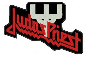 Patch Grande Judas Priest Logo