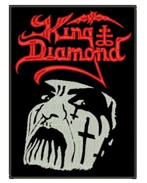 Patch Grande King Diamond