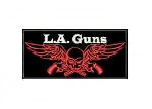 Patch L.A Guns
